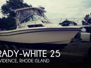 Grady-White Saillfish 25