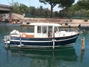 Custom Rhéa Marine 730  Fishing FB