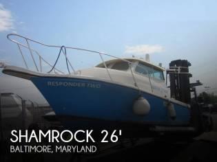 Shamrock 260 Mariner