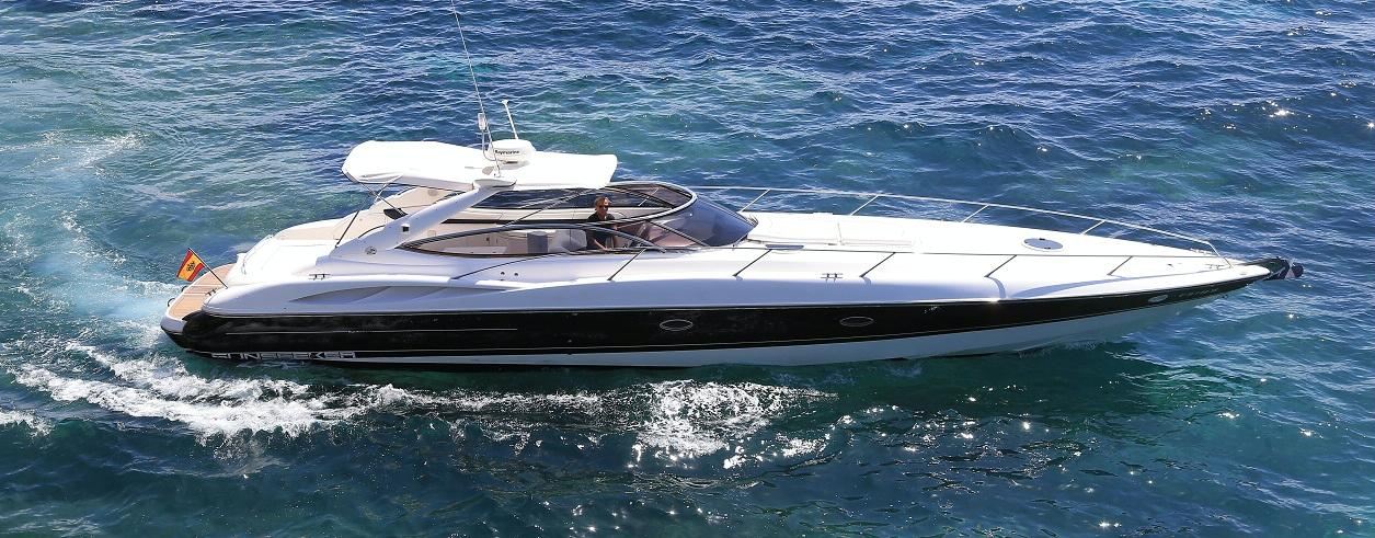 Bluemarine Yacht Charter Ibiza Photo 1