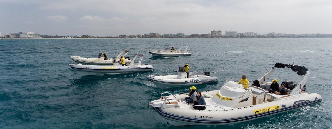 Smile Boat Rental Photo 1