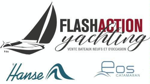 Logo de Flash Action Yachting