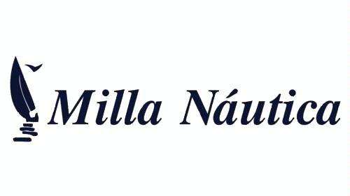 Logo de Milla Náutica