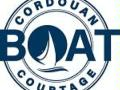 Logo de Cordouan Boat Courtage