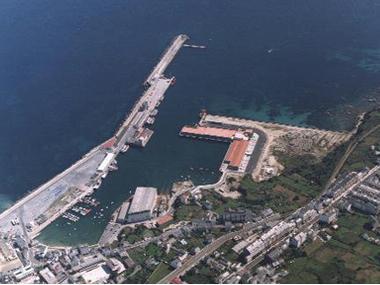Puerto de Burela Lugo