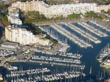 Port Carnon Hérault