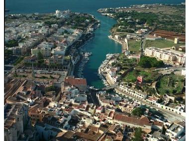 Port de Ciutadella Minorque