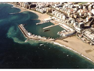 Puerto Dptivo Marina La Bajadilla Malaga