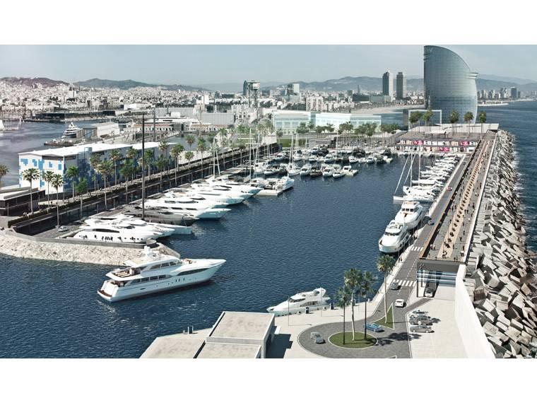 Marina vela barcelona ports de plaisance en barcelone inautia - Port de plaisance barcelone ...