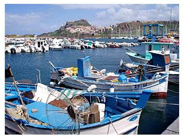 Marina di Castelsardo Sardaigne