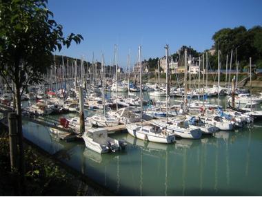 Port Plaisance Saint Valery en Caux Seine-Maritime