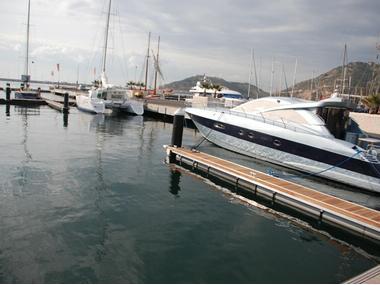 Yacht Port Cartagena Murcie