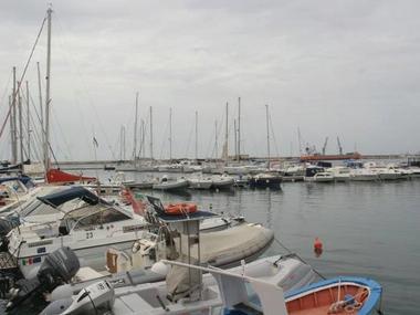 Porto di Marsala Sicile