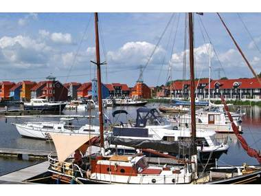 Jachthaven Reitdiep Groningen Friesland