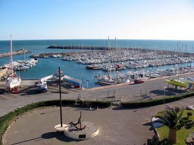 Port de Narbonne Plage Aude