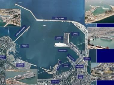 Porto di Bari Apulie