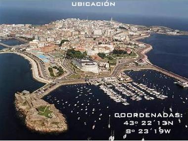 Nauta Coruña La Corogne