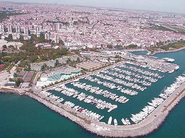 Ataköy Marina Istamboul