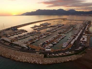 Marina d'Arechi - Salerno port Village Campanie