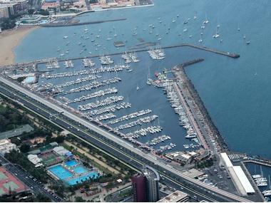 Puerto Deportivo de Las Palmas Gran Canaria Grande Canarie
