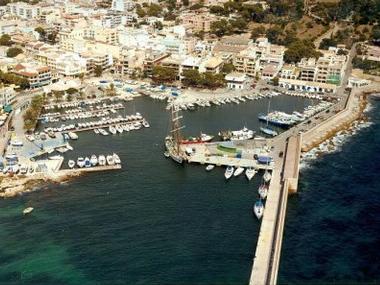 Port de Cala rajada Majorque