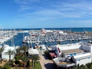 Port Yasmine Hammamet Tunisie