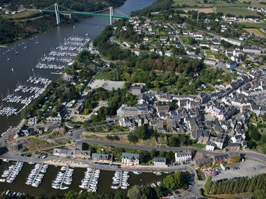 Port de La Roche-Bernard Morbihan