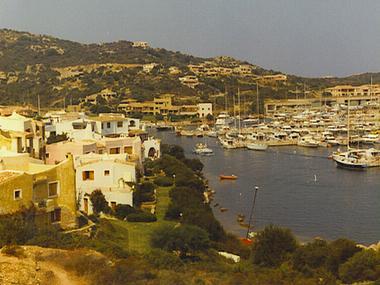Marina di Porto Cervo Sardaigne