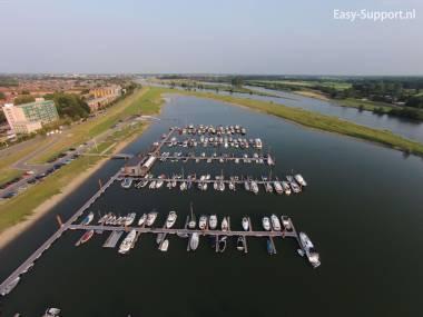 Jachthaven de Nieuwe Haven  Utrecht