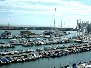 Porto turistico di Bisceglie Apulie