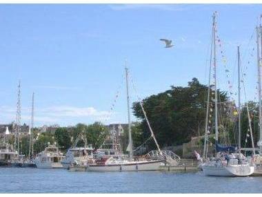 Port Sainte Marine Finistère