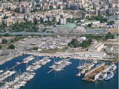 Marina di Sant'Elmo Sardaigne