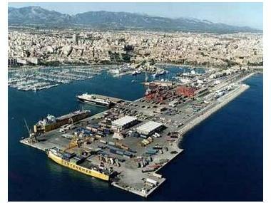 Muelle de la Lonja Majorque
