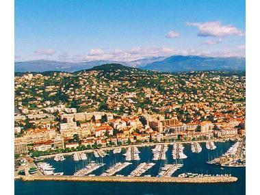 Port de Golfe-Juan Alpes-Maritimes