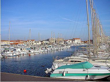 Port Valras-Plage Hérault