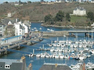 Port Audierne Finistère