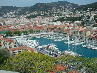 Port de Nice Alpes-Maritimes