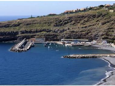 Puerto Playa de Santiago Gomera