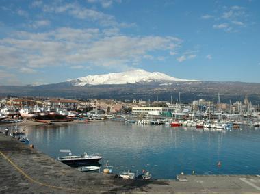 Porto dell¿Etna - Marina di Riposto Sicile