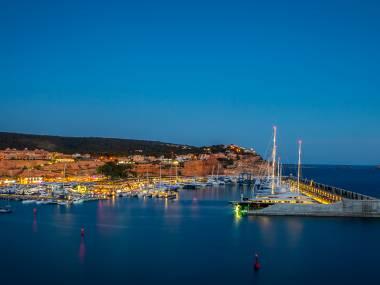 Port Esportiu Port Adriano Majorque