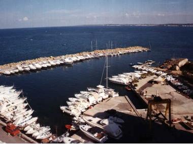 Porto Darsena Fontanelle Apulie