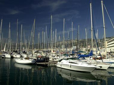 Port de Toulon Vielle Darse Var