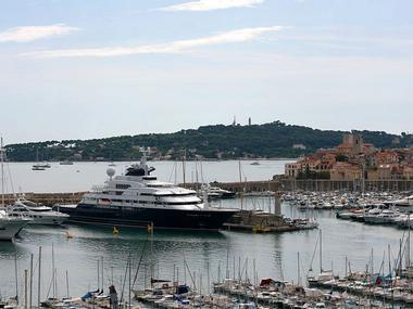 Port Vauban Antibes Alpes-Maritimes