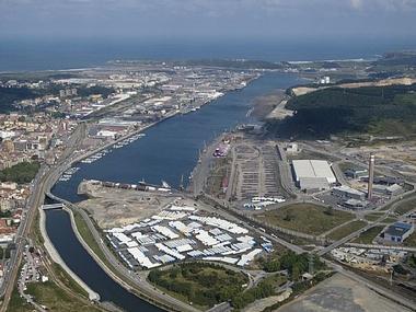 Autoridad Portuaria de Avilés Asturies