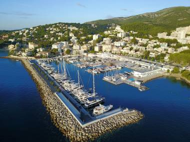 Port Calanova Majorque