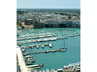 Porto di Otranto Apulie