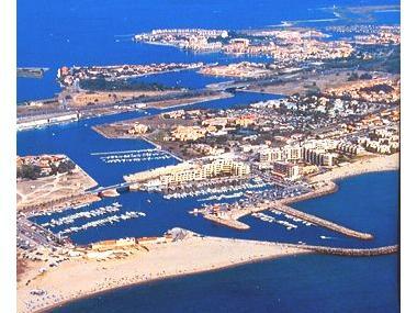 Port de Port Barcarès Pyrénées-Orientales