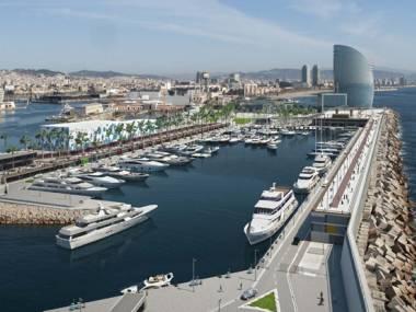 Marina Moll Vell de Palma Majorque