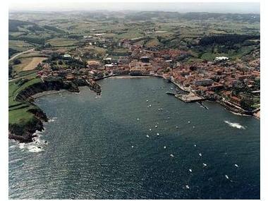 Puerto de Luanco Asturies