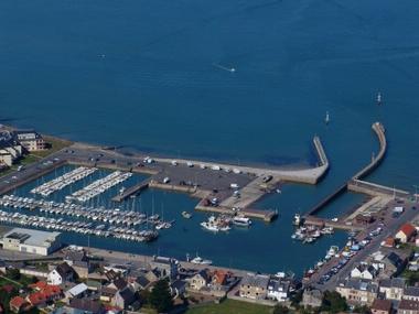 Port de Grandcamp Maisy Calvados